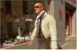 Franck rois du shopping