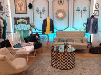 Showroom Les Rois Du Shopping