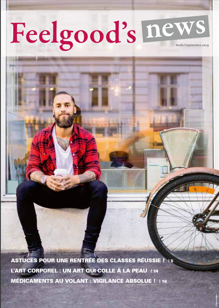 Feelgood's magasine août/septembre 2019